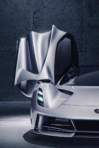 1440x2560 Lotus Evija 2020 4k