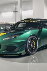 640x1136 Lotus Evora GT4 Concept 2019