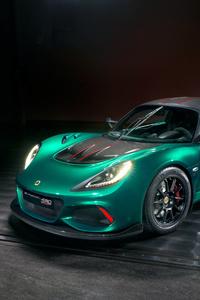 2160x3840 Lotus Exige Cup 430 2017