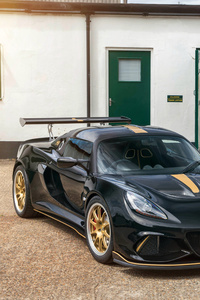 Lotus Exige Cup 430 2018 Front