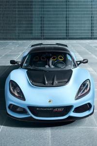 2160x3840 Lotus Exige Sport 410 2018