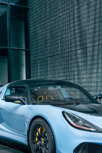 1080x2280 Lotus Exige Sport 410 2018 Front