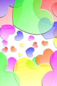 Love Colors Heart Artist
