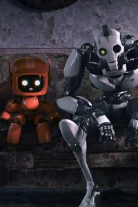 2160x3840 Love Death Robots