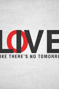 Love Like Tomorrow