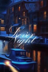 Lovely Night Digital Art