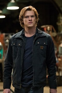 Lucas Till Monster Trucks
