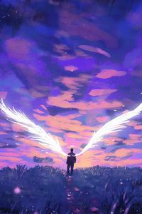 1125x2436 Lucifer Fantasy Art