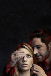 Lucifer Season 4 Poster