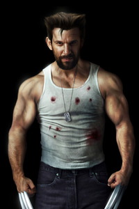 2160x3840 Lucky Mangione As Wolverine 5k