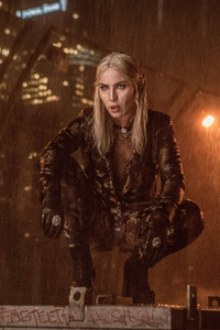 Lucy Fry As Tikka In Bright Movie