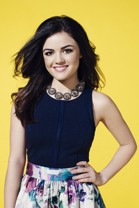 Lucy Hale 5k