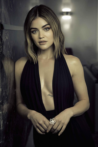 Lucy Hale Latest 2018