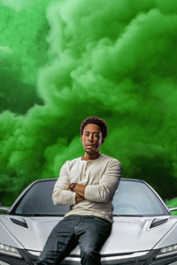 240x320 Ludacris In Fast And Furious 9 2020 Movie