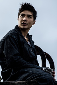 Ludi Lin As Zack In The Power Rangers Movie