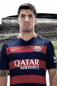 240x320 Luis Suarez FC Barcelona