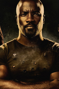 640x960 Luke Cage In Season 2