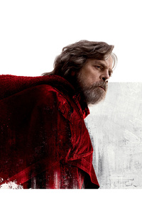 Luke Skywalker Star Wars The Last Jedi 10k