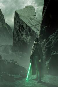 540x960 Luke Skywalker Star Wars