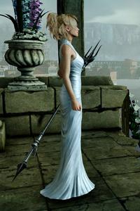 Luna Final Fantasy XV 4k