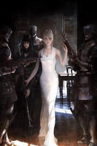 Luna Final Fantasy XV