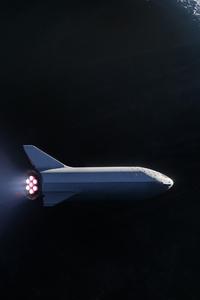 2160x3840 Lunar BFR Mission