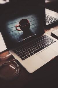 2160x3840 Macbook pro apple Laptop Headphones