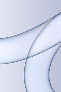 240x400 Macos Big Sur Abstract Grey 5k