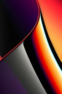 1080x2160 Macos Monterey Abstract 4k