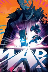 Mad Max Art 4k