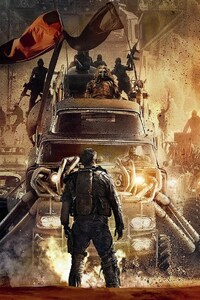 750x1334 Mad Max Fury Road Movie