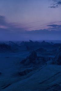 720x1280 Mad Max Moody Evening 5k