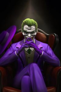 1125x2436 Mad Plans Joker 5k