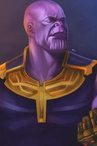 Mad Titan Digital Illustration