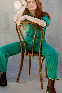 1080x1920 Madelaine Petsch Elle Magazine 4k