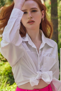 240x400 Madelaine Petsch Shein Fall Collection Photoshoot