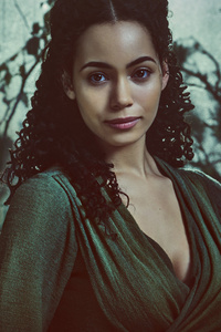 Madeleine Mantock In Into The Badlands 5k