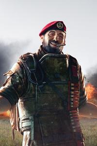 Maestro Tom Clancys Rainbow Six Siege 8k