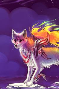Magical Fox 4k