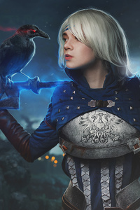 Magical Warrior Girl