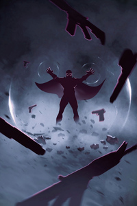 1080x2160 Magneto 2021 5k