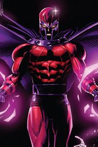 750x1334 Magneto Marvel Comics Artwork