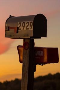 1080x2280 Mailbox 4k
