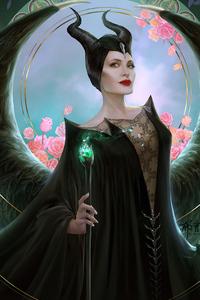 Maleficent 2 Movie Art