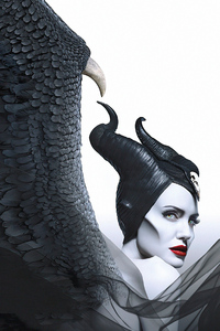 Maleficent Mistress Of Evil 2019 New Poster