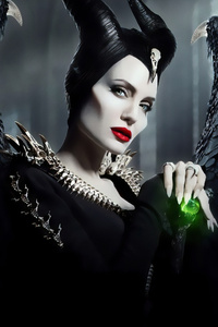 1080x2280 Maleficent Mistress Of Evil 5k 2019
