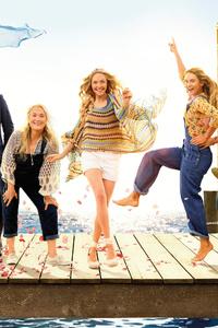 Mamma Mia Here We Go Again 2018 Movie 4k