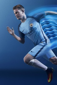 480x800 Manchester City Football Player