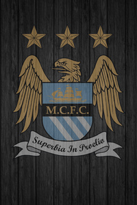 1125x2436 Manchester City Logo