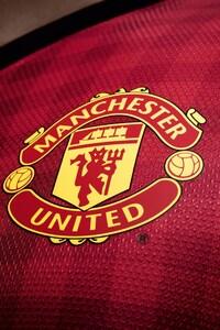 480x800 Manchester United Logo